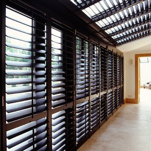 black-conservatory-shutters