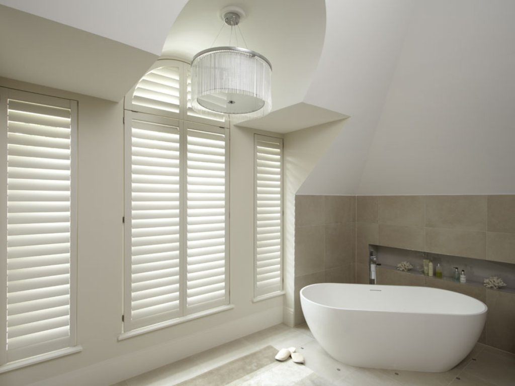 Bathroom Shutters London Bathroom Window Shutters Tnesc