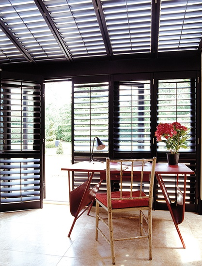 Shaped Shutters Conservatories Amp Roof Lights The New