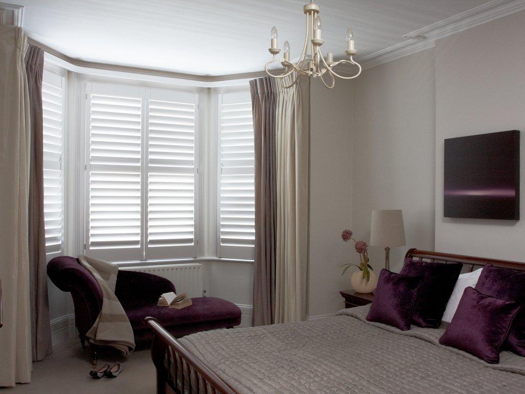 Bedroom Shutters London Bedroom Window Shutters Tnesc London