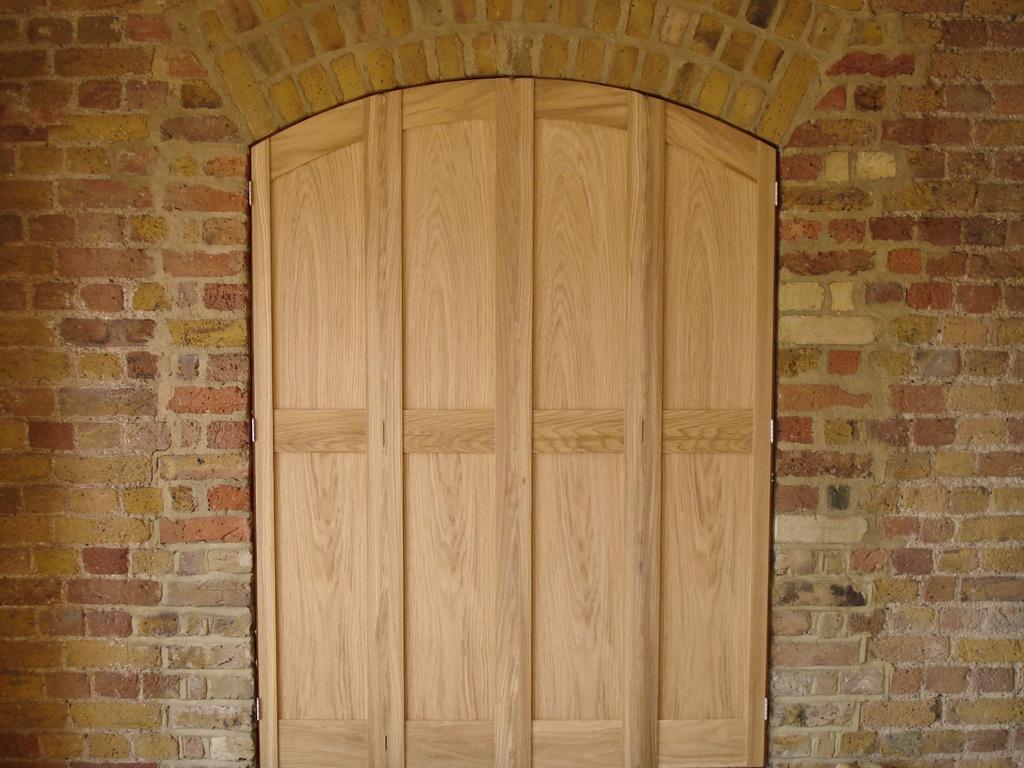Handcrafted Solid Wooden Shutters Tnesc London