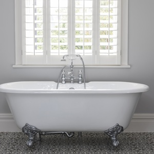 White Collection Plantation Shutters