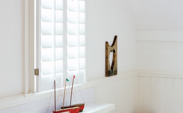 The White Collection Plantation Shutters The New England Shutter Company