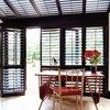 monochrome-shutters-conservatory