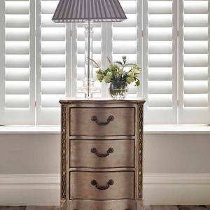 Manhattan bedroom shutters