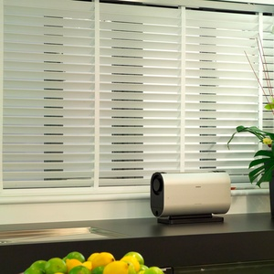 Venetian blinds white