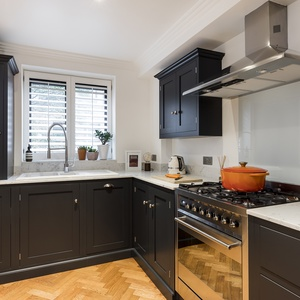 Kitchen Shutters - TNESC - London