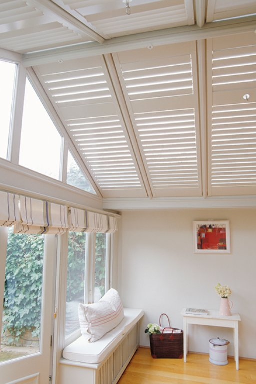 Wooden Shutters For Conservatories Conservatory Shutters