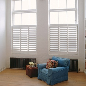 tnesc Manhattan painted cafe style living room shutters 89 mm blade