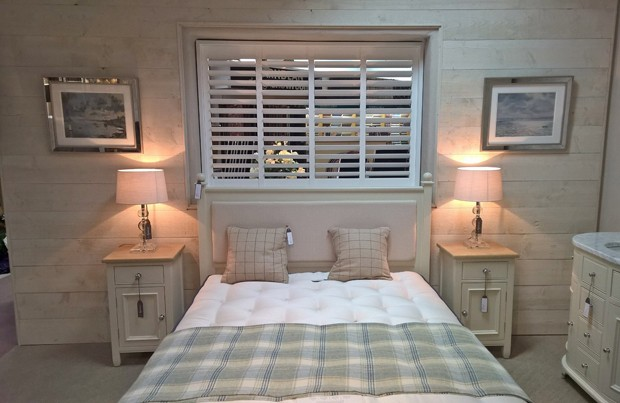 Our Shutters installed at Richard F. Mackay in Scotland