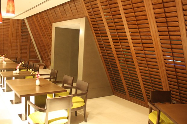 New England Shutters in Emirates Golf Club