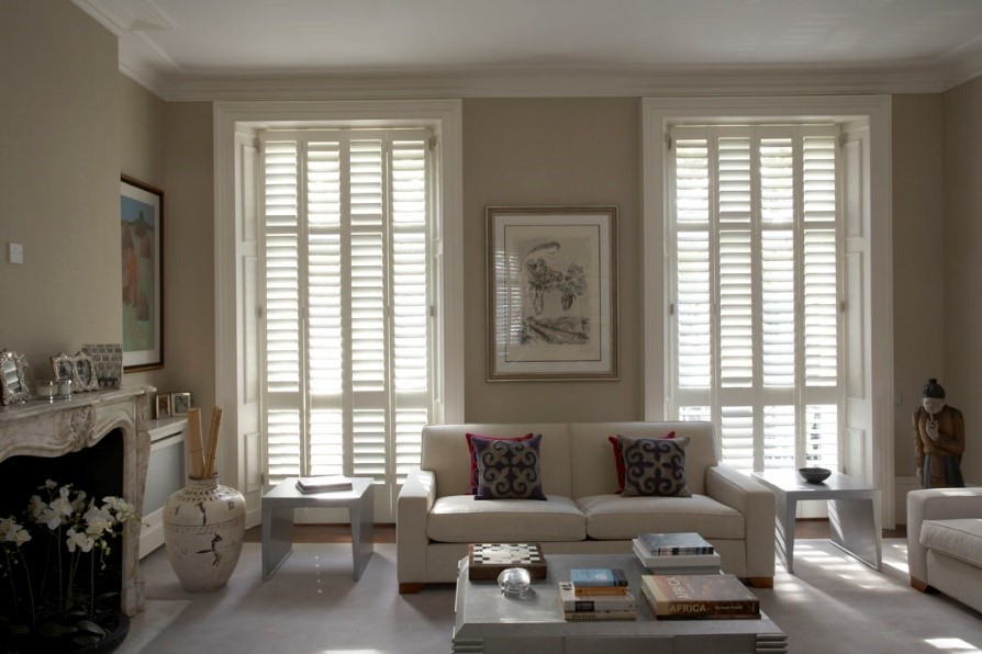 Maximise Light Shutters