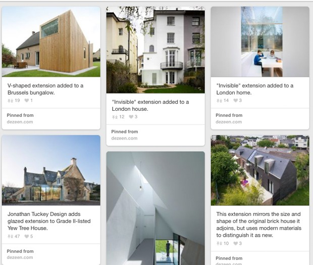 Residential extensions on Pinterest, Dezeen