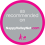as recommended on NappyValleyNet.com